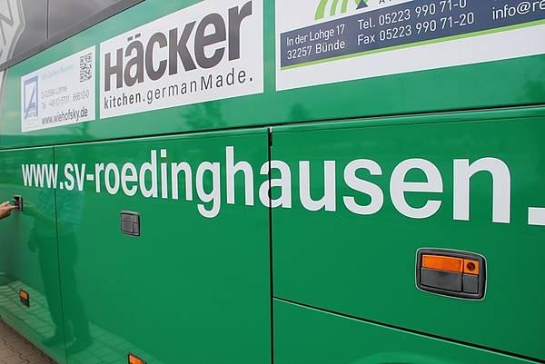 SV Rödinghausen mit Flutlichtspiel in Köln - Radio Herford