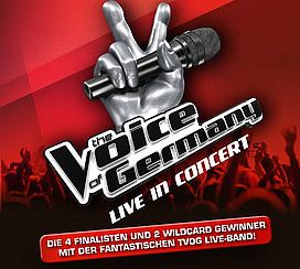 Logo von The Voice of Germany